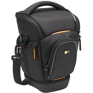 """Case Logic SLR Zoom Holster - 10"""" x 6.5"""" x 6"""" - Nylon - Black"""