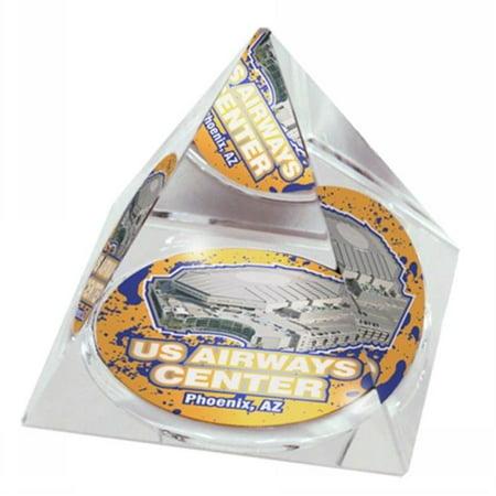 Paragon Innovations Company Usairwayscenterpyr Nba Us Airways Center Crystal Pyramid