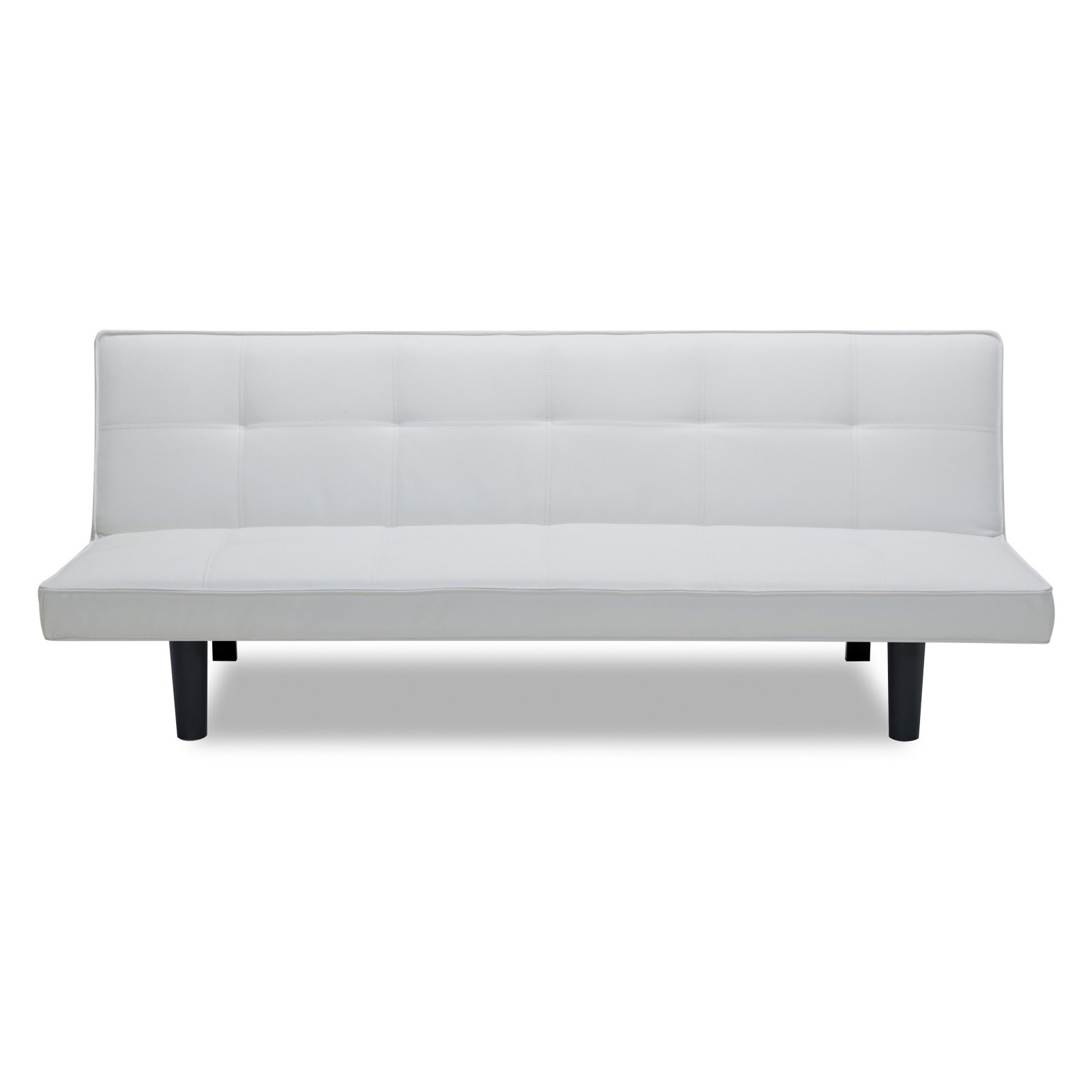 Incroyable Gold Sparrow Hudson White Convertible Sofa Bed