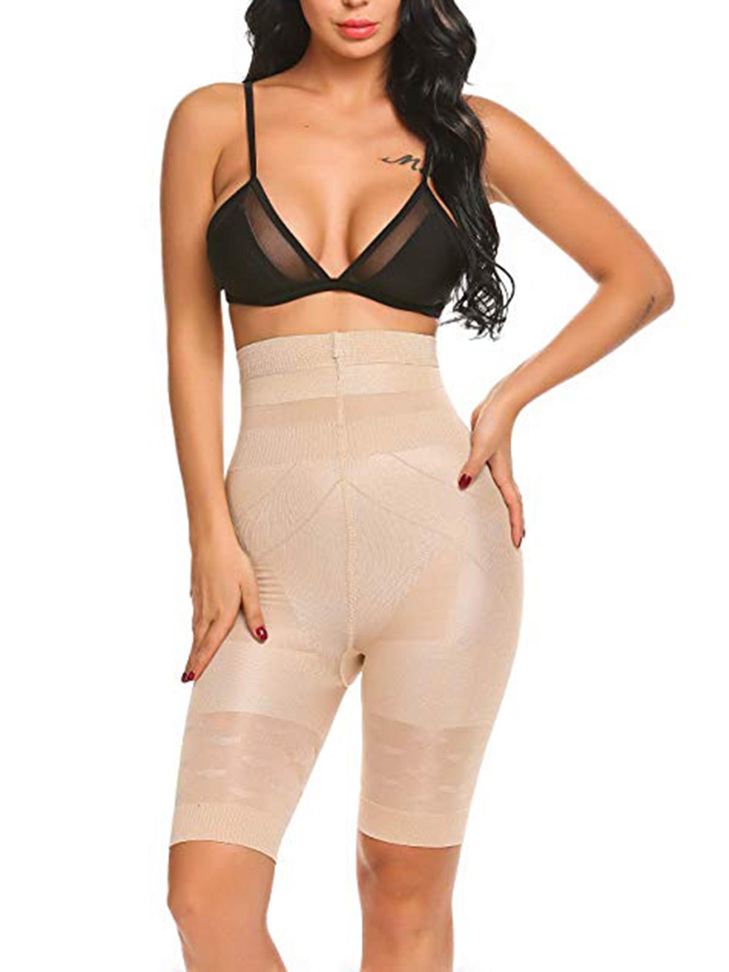 3034f4d6f3af LELINTA Women's Breathable Slimming Shapewear Fat Burning Slim Shape  Bodysuit & Pants Cincher