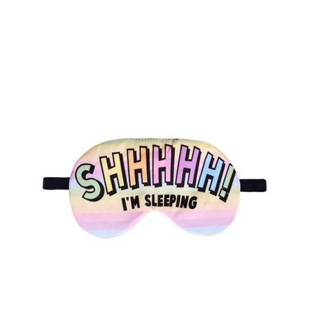 Funny Head Masks (StylesILove Unisex Stylish Funny 3D Print Sleeping Eye Mask)