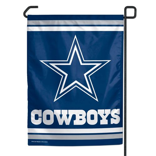 Dallas Cowboys Official NFL 11 inch x 15 inch  Garden Flag by Wincraft