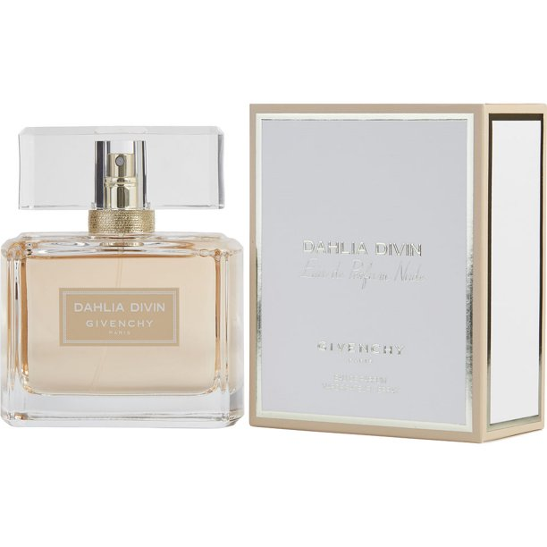 Givenchy Dahlia Divin Eau De Parfum Nude 2.5 oz/ 75 ml Eau