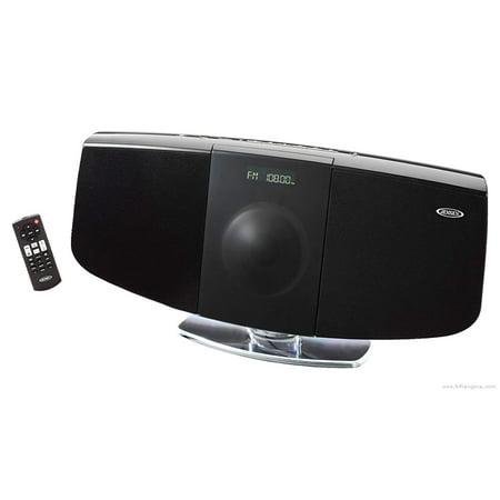Jensen Portable Bluetooth Cd Player Amp Digital Fm Radio