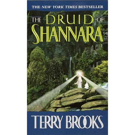 The Druid of Shannara - Origins Of Halloween Druids