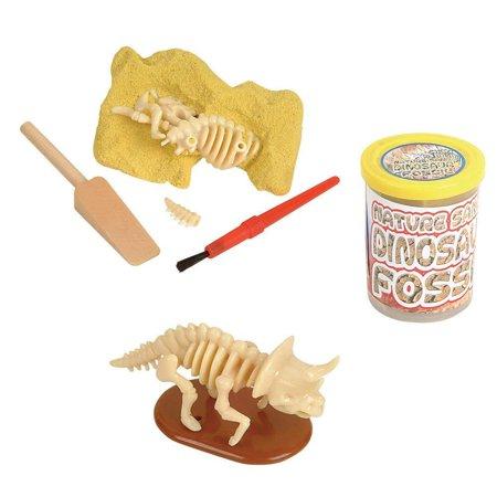 Dinosaur Fossil - Nature Sand Dino Dig Stocking Stuffer - 1pc, For kids 3+ By - Stocking Stuffers For Kids