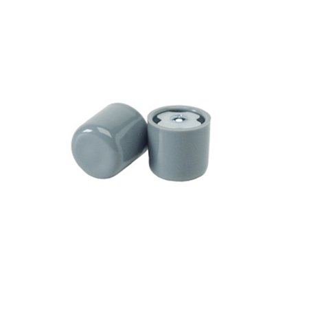 """Pivit Walker Glide Caps Gray 