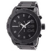 Diesel Men's Large Ceramic Watch - Black