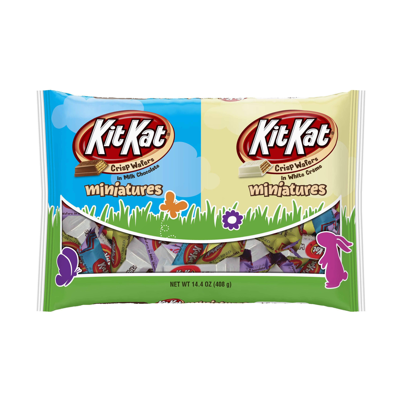 Kit Kat® Easter Miniatures Assortment, 14.4 oz