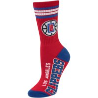 LA Clippers For Bare Feet Women's Four Stripe Socks