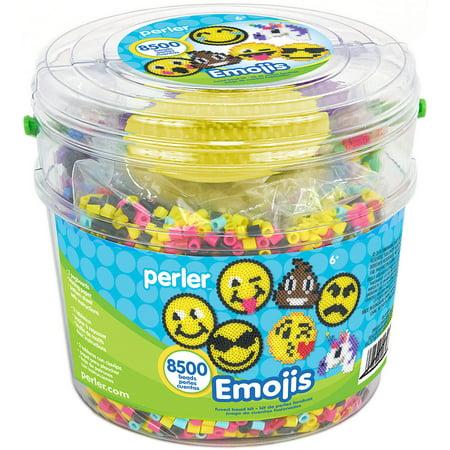 Halloween Perler Bead Projects (Perler Fused Bead Bucket)