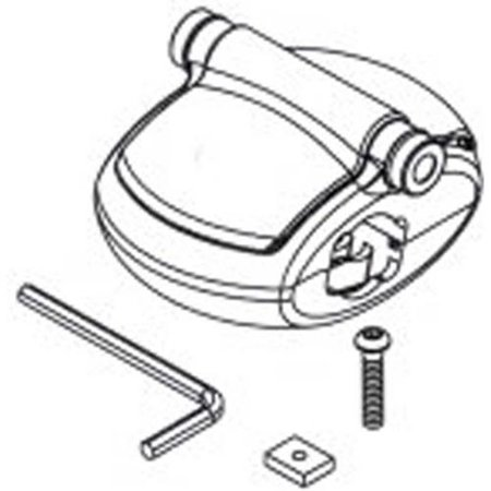 Yakima BeddyJo Replacement Pod Assembly - 8820115