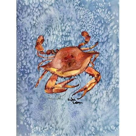 Carolines Treasures 8147GF 11 x 15 In. Crab Flag, Garden Size - image 1 of 1