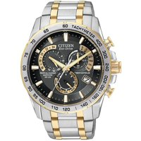 Citizen AT4004-52E Stainless Steel Eco Drive Men's Watch