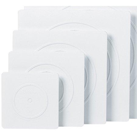 """Wilton Decorator Preferred Square Separator Plate 14"""""""