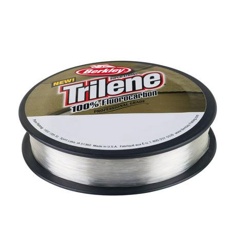 Berkley Trilene 100% Fluorocarbon Professional Grade Line Spool 110 Yards, 0.010