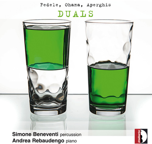 Aperghis   Fedele   Ohana   Beneventi   Rebaudengo Duals [CD] by