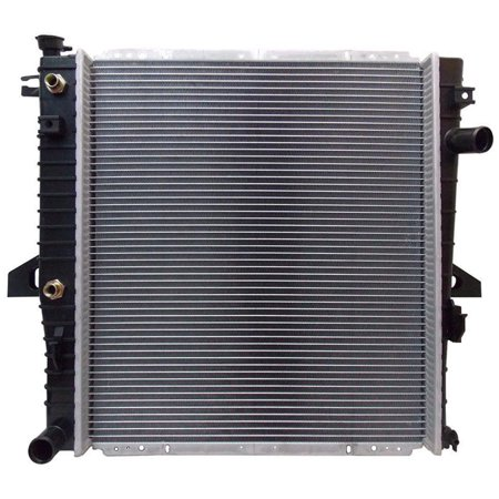2001 Ford Ranger Radiator - Radiator For Ford Mazda Fits Ranger B3000 2173