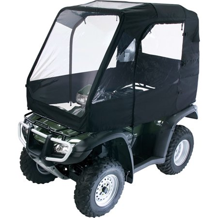 Classic Accessories Quadgear QuadGear Deluxe ATV Cabin, Black