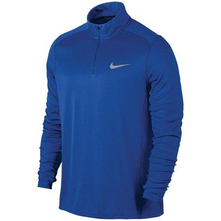 Nike Dry Miler Half Zip Men's Long Sleeve Running Shirt Size M