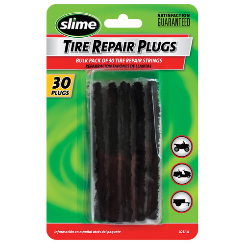 Slime Tire Repair Plugs, 30pk
