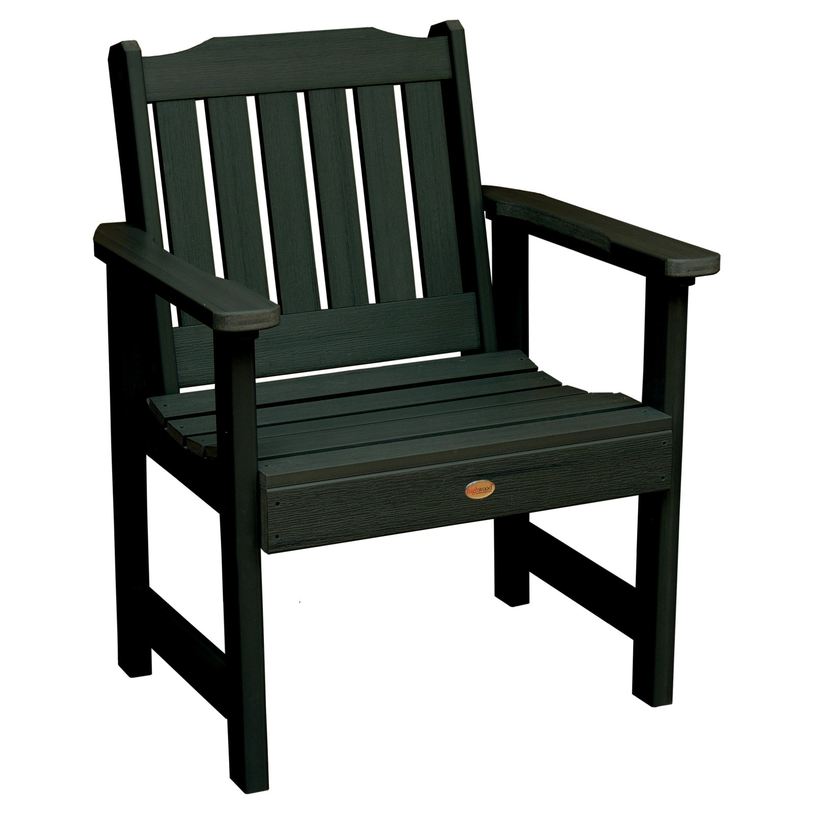 highwood® Lehigh Recycled Plastic Garden Lounge Chair