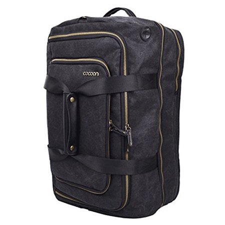Mcp3504bk Urban Adventure Convertible Carry-On Travel Backpack ()
