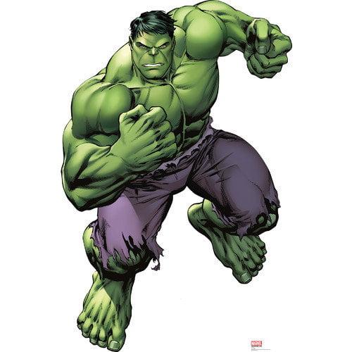 Advanced Graphics Hulk - Avengers Assemble Cardboard Standup