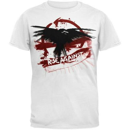 Rise Against Flag - Rise Against - Flag 'N Vulture T-Shirt