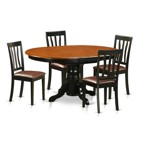 Alcott Hill Paloma 5 Piece Dining Set