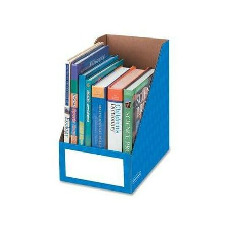 "Bankers Box 8"" Magazine File Holders FEL3380901"