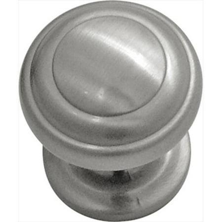 Hickory Hardware P2286-SN 1 po. Zephyr Satin Nickel Bouton de Cabinet - image 1 de 1