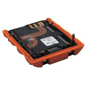 INDUSTRIAL SCIENTIFIC VTSB-111 Replacement Battery, Li-Ion, Orange