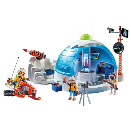 PLAYMOBIL Arctic Expedition Headquarters (Playmobil Headquarters)