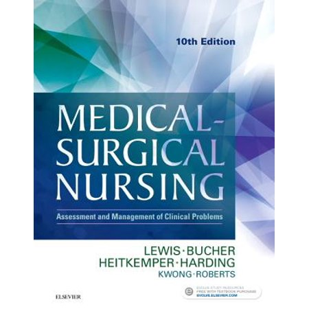 Medical-Surgical Nursing : Assessment and Management of Clinical Problems, Single
