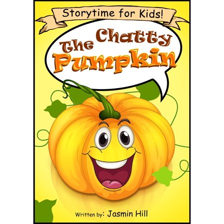 The Chatty Pumpkin: Storytime For Kids! - eBook](Halloween Games For Storytime)