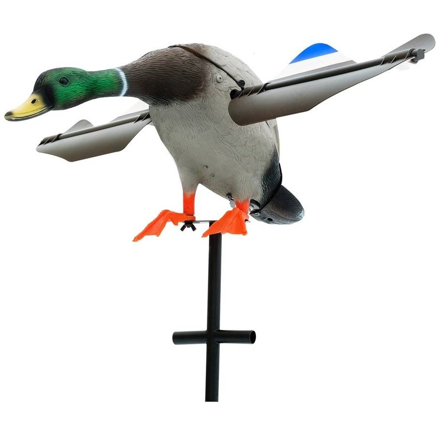 Image of Expedite International 490CAN Super Lucky Drake Decoy
