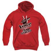 The Voice Team Shakira Big Boys Pullover Hoodie