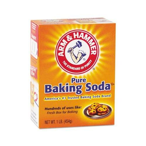 Baking Soda, 16 Oz Box CDC3320084104