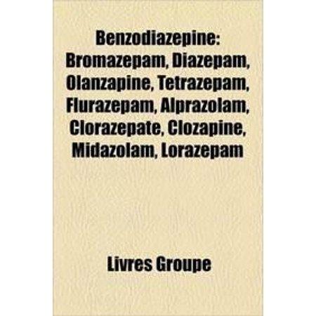 Benzodiazpine   Bromazpam  Diazpam  Olanzapine  Ttrazpam  Flurazpam  Alprazolam  Clorazpate  Clozapine  Midazolam  Lorazpam