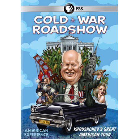 American Experience: Cold War Roadshow (DVD)