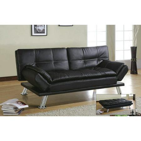 Bestmasterfurniture Adjustable Futon Sleeper Sofa