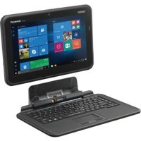 "Panasonic Toughbook FZ-Q2G100AVM 12.5"" Touch 2-in-1 Laptop m5-6Y57 8GB 128GB"