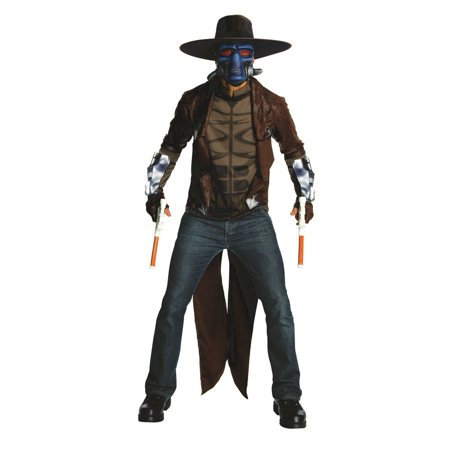 Adult Deluxe Cad Bane Costume - Clone Wars Season 3