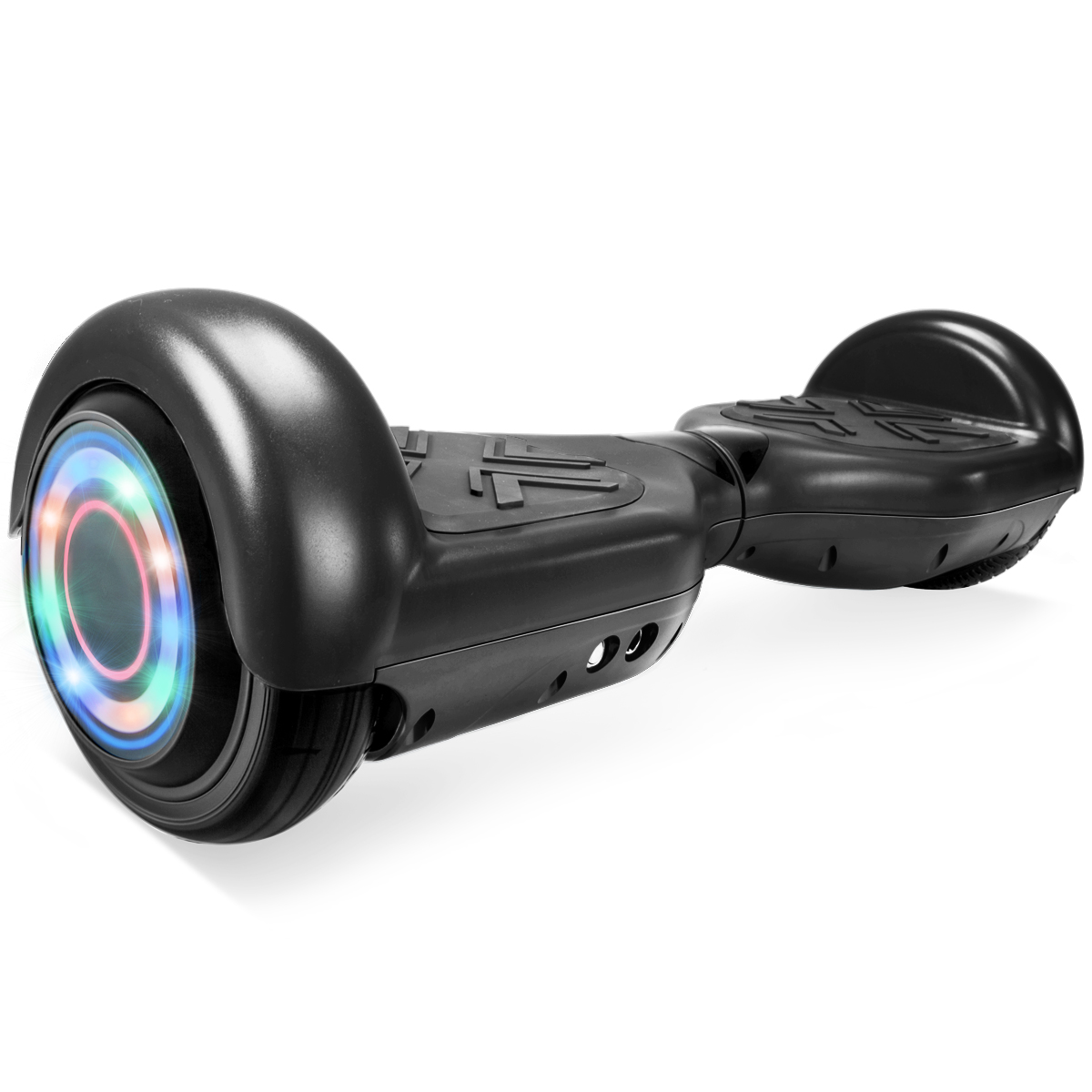 """XtremepowerUS UL 2272 Certificated 6.5"""" Self Balancing Hoverboard Scooter w/ Bluetooth Speaker - Matte Black"""