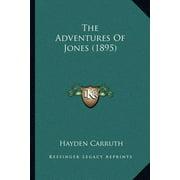 The Adventures of Jones (1895)