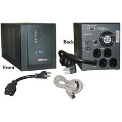Vesta Pro 2000 UPS, Black, 2000 VA (Volt Amps) / 1080 Watt, Uninterrupted Power Supply