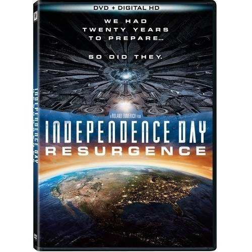 Independence Day: Resurgence (DVD   Digital Copy)