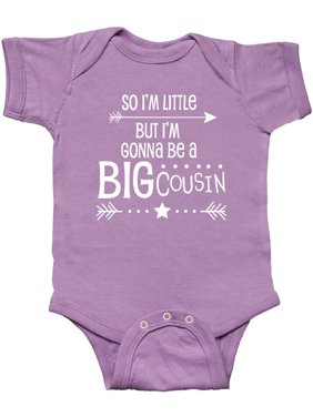 b72bde1d6 Product Image So I'm Little, But I'm Gonna Be a Big Cousin Infant