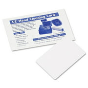 PM, PMC04705, Machine Cleaning Swipe Cards, 10 / Pack